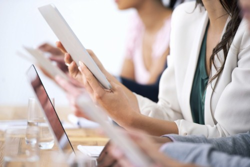 Fully wireless connectivity - is it the next 'paperless office'?