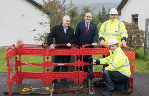 Extra funding secured for Scotland rural broadband rollout