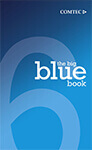 Comtec Big Blue Book Issue 6 Cover